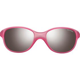Julbo Romy Spectron 3+ Sunglasses 4-8Y Kids matt translucent pink-gray flash silver